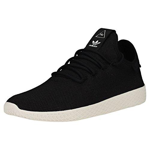 adidas PW Tennis Hu, Shoe Hombre, Core Black Core Black Chalk White, 43 1/3 EU 🔥
