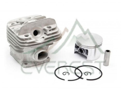 Cylinder & Piston Rings Rebuild Assembly Kit Compatible with Stihl 026 MS260 Chainsaw