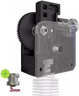 Titan Extruder-Standard-3mm Bowden Adapter-None (Titan-EXT-ST-+BA300)
