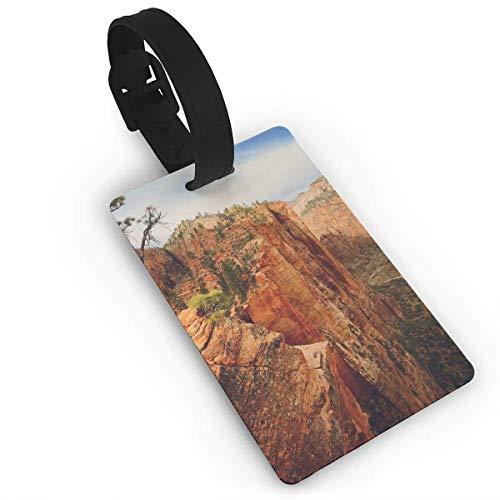 HammockLiving Angels Landing Zion National Park Utah Luggage Tag