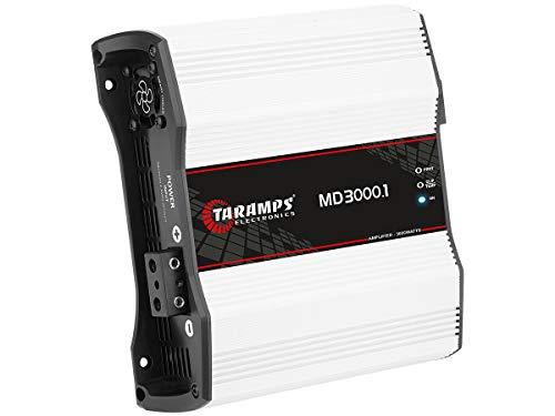 Taramps MD 5000.1 1 Ohm 5000 Watts Class D Full Range Mono Amplifier Taramp/'s 900823