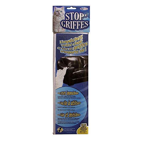 Bandes autocollantes anti-griffes