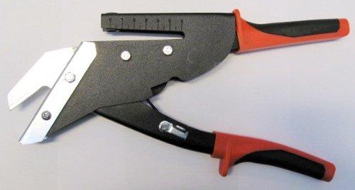 Tijeras con perforador 35 mm,para fibrocemento Eternit pizar