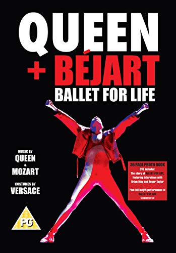 Queen + Bejart - Ballet For Life - Deluxe Edition