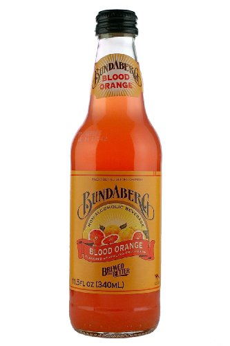 Bundaberg Blood Orange Soda (12 Pack)