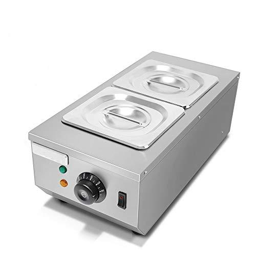 2-tanks Chocolate de fusión máquina eléctrico agua calefacción fundidor de chocolate chocolate...