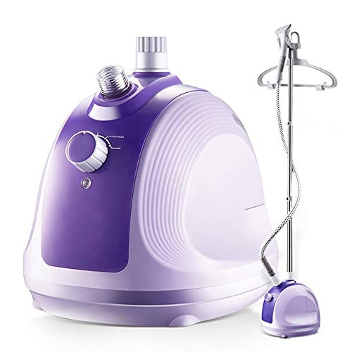Best Buy! ZQYD Garment Steamer Heavy Duty Powerful Fabric Steamer with Stainless Steel Iron Mouth an...