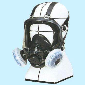 取替え式防塵マスク DR165U2W