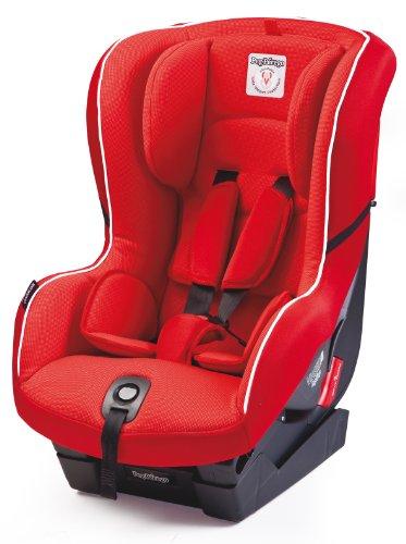 Peg Perego A1V100DP49 - Seggiolino Viaggio1 Duo-Fix ASIP, colore: Rosso