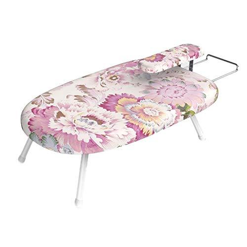 MIEMIE Haushaltsprodukte Klein Einfach zu lagern Bügelbrett Indoor Hausfrau Wohnzimmer Wäscherei Werkbank