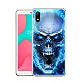 Pnakqil Wiko Y60 Case, Transparent Clear with Stylish