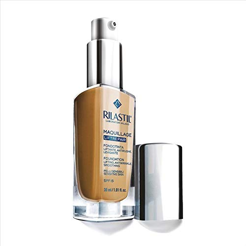 Rilastil Cosmetic Camouflage Liftrepair Fondotinta Correttivo N.30 Honey 30 ml