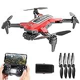 MAFANG Drone con Telecamera 6K FHD, Controllo dei Gesti, Volo Circolare, Rotazione Ad Alta...