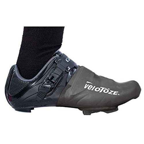 VeloToze Toe Covers black - one size by VeloToze