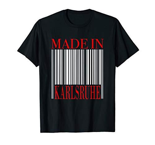 Made in Karlsruhe I Geschenk geborene Karlsruher