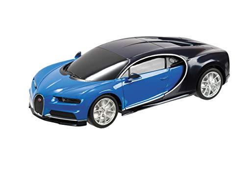 Mondo–Bugatti Chiron teledirigido (escala 1/24),colores variados , Modelos/colores Surtidos, 1 Unidad
