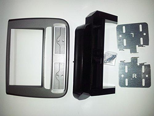Soporte 2DIN Fiat Grande Punto Kit completo montaje