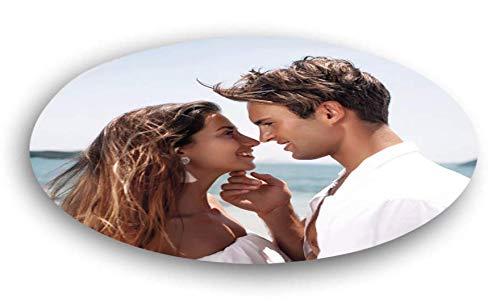 Tortenaufleger mit Wunschfoto und Wunschtext selbst gestalten / Geburtstag / Tortenbild Tortenplatte mit eigenem Foto und Text / Größe 20 cm Ø