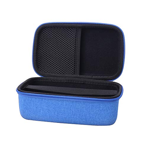 Aenllosi Hard Carrying Case for Ourlife/PROGRACE Children Kids Camera with Video Recorder Includes 8GB Memory Card (Blue)