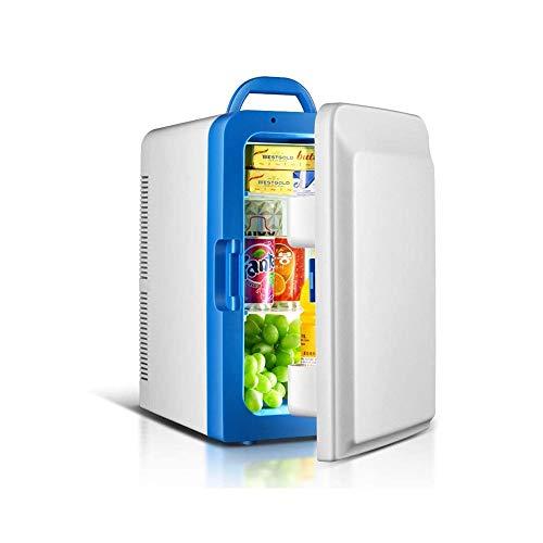 HSJWOSA Portátil Nevera Mini frigorífico congelador rápido refrigerador de Doble Zona del compresor del congelador for el Barco del Carro Camping