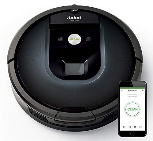 iRobot Roomba 981 - Robot Aspirador para Alfombras...