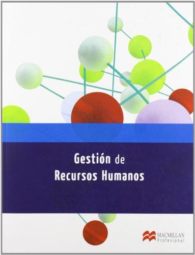 GESTION DE RECURSOS HUMANOS (Administración y Finanzas)