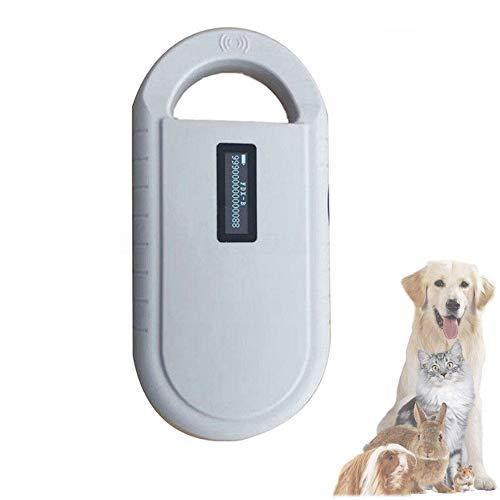 QYQH Chiplesegerät Tierchip RFID Mikrochip Transponder Tierkennzeichnung ISO Transponder
