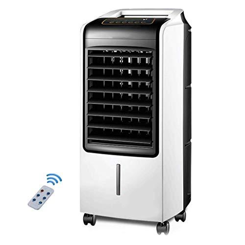 XPfj Refrigerador de Aire Comercial Aire Acondicionado Ventilador Individual Tipo de frío Hogar Móvil Móvil Pequeño Acondicionador de Aire (Tamaño: H750MM) Enfriadores evaporativos (Size : H750mm)