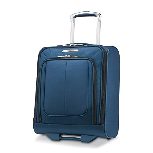 Samsonite Solyte DLX Softside Upright Underseater, Mediterranean Blue Florida