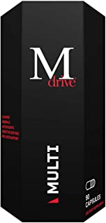 Sponsored Ad - Mdrive Multi for Men, Daily Multivitamin - Immune Health Support from Zinc, Selenium, Manganese & Vitamin D...