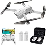Tomzon D65 GPS Drone con cámara 4K HD WiFi, FPV RC Quadcopter plegable con regreso...
