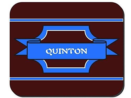 Quinton - Boy Name Mouse Pad