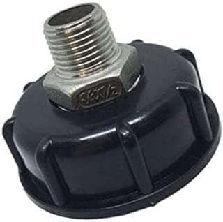 """1pcs IBC Adapter Tank Connection Threaded Cap 1//2 /""""3//4/"""" 1 /"""" Tank Connection"""