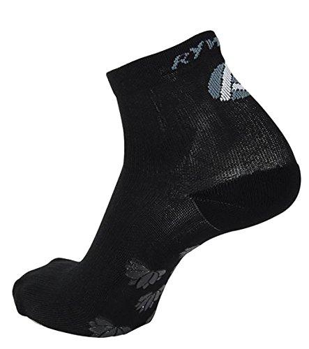 RYWAN Damen Fit Socks, Black, 38-39