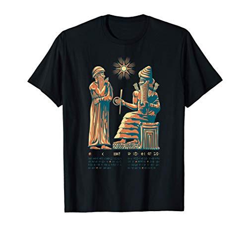 Camiseta de Hammurabi