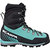 SCARPA Mont Blanc Pro GTX Mountaineering Boot - Women's Green Blue, 42.0