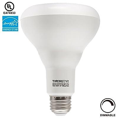 1-PACK/4-PACK Dimmable 8W BR30 LED Light Bulb Warm White 3000K/Cool White 4000K/Daylight 5000K