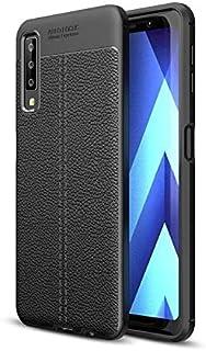 جراب خلفي مرن من البولي يوريثان الحراري لهاتف Samsung Galaxy A7 2018 (A750) من أجل Samsung Galaxy A7 (2018)