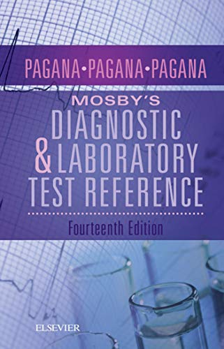 Mosby's Diagnostic and Laboratory Test Reference - E-Book