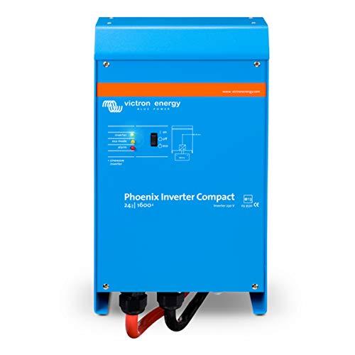 Victron Energy - Inversor 1300W 24V 1600VA Victron Energy Phoenix Compact C24/1600 - CIN241620000