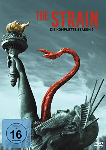 The Strain - Die komplette Season 3 [3 DVDs]