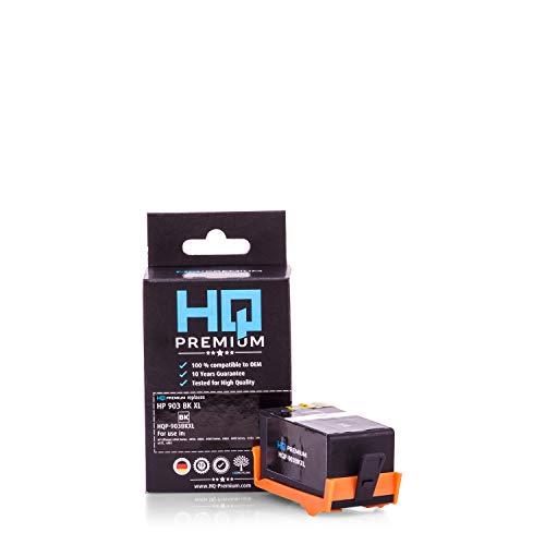 HQ-Premium Tinte kompatibel zu HP T6M15AE XL Premium Drucker-Patrone Alternativ, Schwarz, 825 Seiten