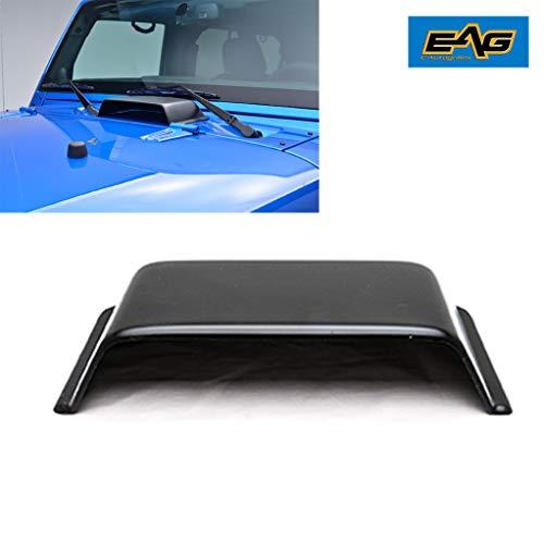 EAG Black Heater Air Vent Hood Scoop for 98-06 Wrangler TJ