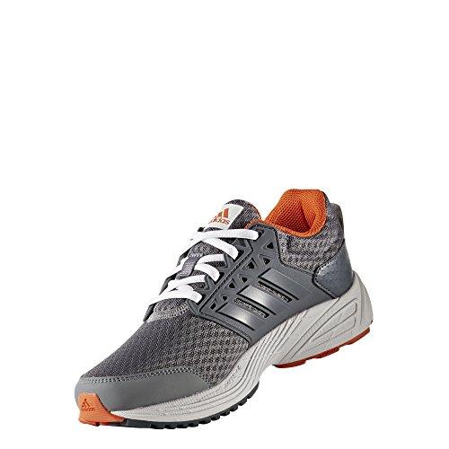 adidas Unisex-Kinder Lightster 3.0 Xj Laufschuhe, Grau (Grey/Ftwwht/Eneora 000), 35.5 EU