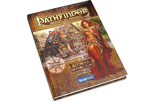 Giochi Uniti Pathfinder-Ritorno dei Signori delle Rune, Multicolore, GU3192