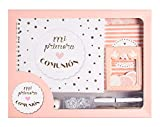 Grupo Erik PCOM003 Pack Mi Primera Comunión, Rosa 2, 40x30x8 cm