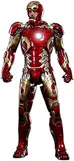 "Marvel Avengers Age of Ultron Iron Man 12"" Action Figure [Mark XLIII] (Hot Toys)"