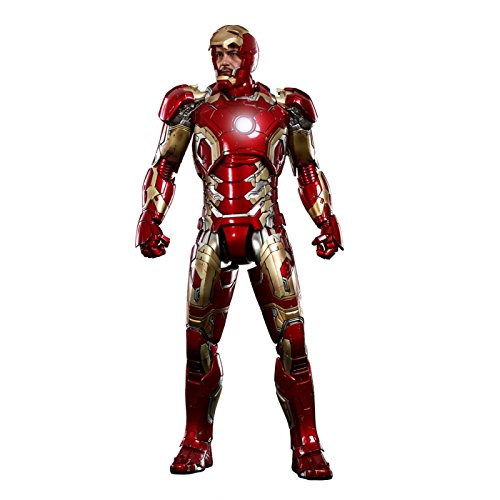 Hot Toys Movie Master Piece - The Avengers Age of Ultron: Mark 43 XLIII