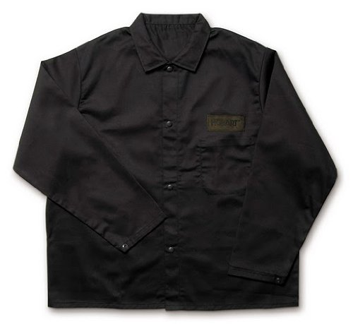 Hobart 770569 Flame Retardant Cotton Welding Jacket - XL