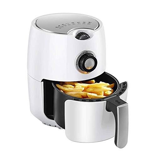 YFGQBCP Air Fryer Mit 8 Menü Rezepten Einstellungen, Low Calorie Low Fat Oilless Herd, Start Qualifizieren Air Fryer ist geeignet for das Kochen Einer Vielzahl von Lebensmitteln, 1000W, 2.2L